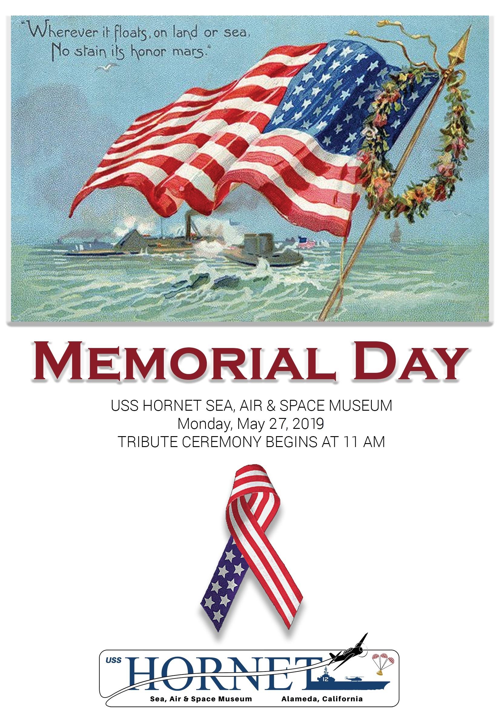 Memorial Day 2019 Uss Hornet Museum
